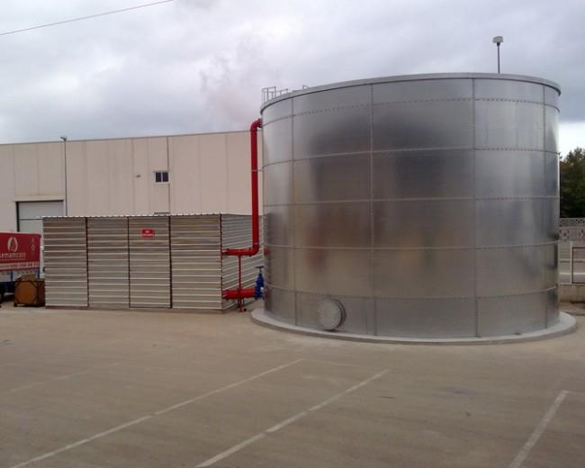 Equipo PCI, hidrantes CH, bies y pulsadores
