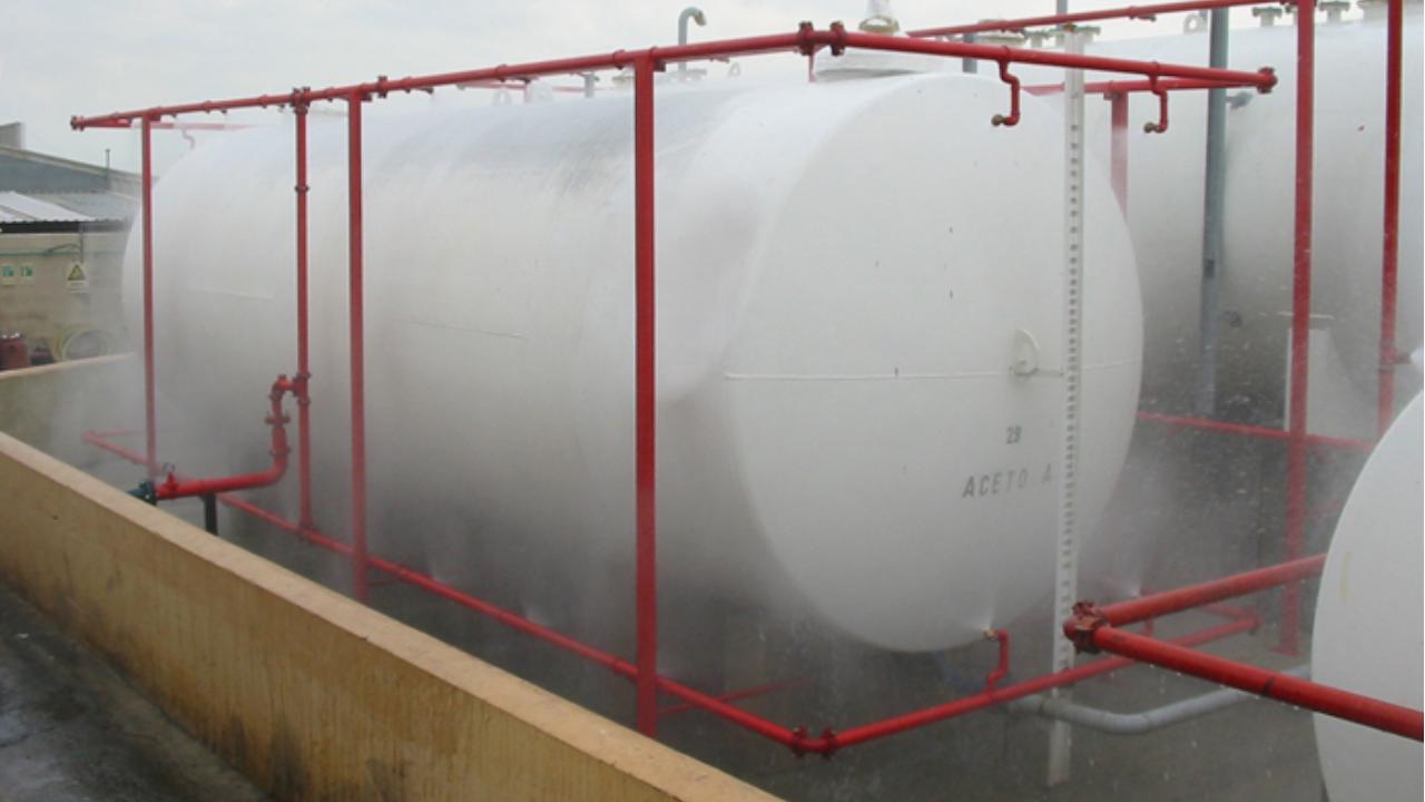Diferencias entre agua nebulizada y agua pulverizada
