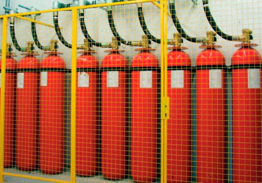 Gases de efecto invernadero en usos contra incendios: Claves para reducir los costes y cuidar el medio ambiente